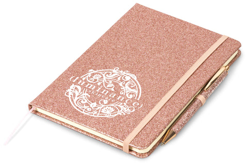 Sparkle A5 Notebook Corporate gifts