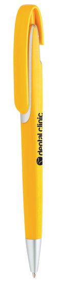 Lotus Ball Pen - Yellow Only Corporate gifts