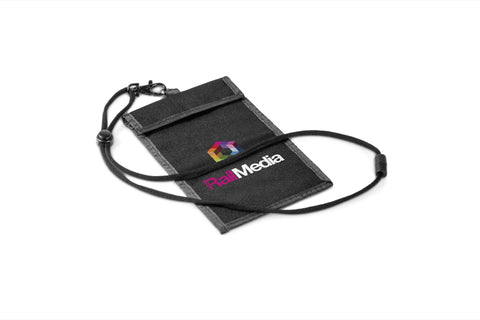 Bliss Conference Pouch & Lanyard Corporate gifts