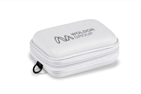 Potency Tech Case (Excludes Contents) - Solid White Only Corporate gifts