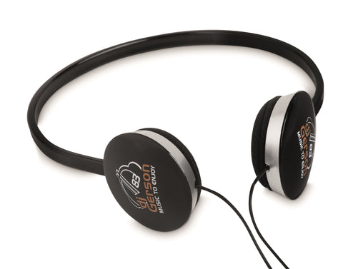 Tempo Headphones - Black Only Corporate gifts