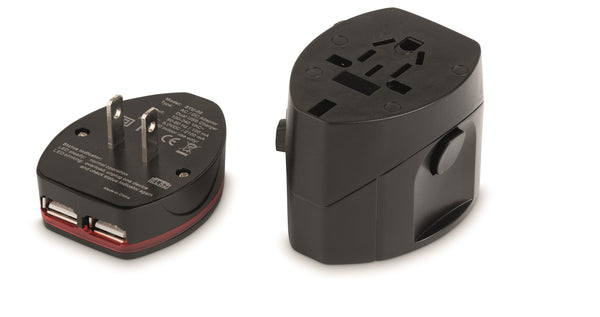 Connexions World Travel Adaptor Corporate gifts