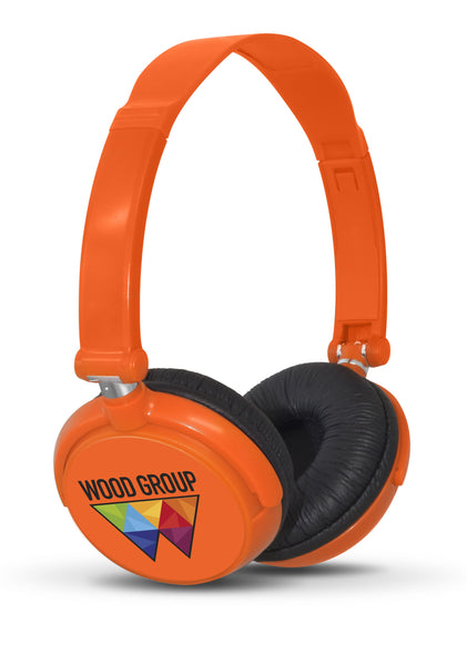 Omega Wired Headphones Corporate gifts
