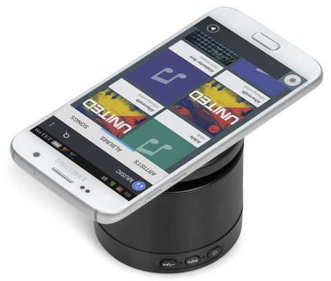 Gambit Wireless Charger & Bluetooth Speaker Corporate gifts