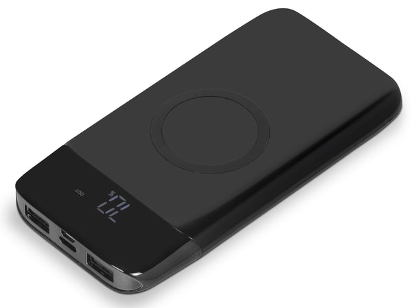 Tremor 8000mah Wireless Power Bank Corporate gifts