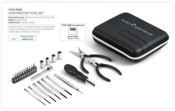 Contractor Tool Set Corporate gifts