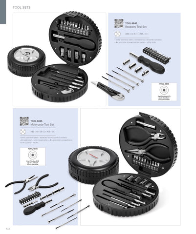 Raceway Tool Set Corporate gifts