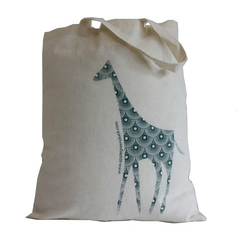 Baby+child - Calico Bag - Giraffe