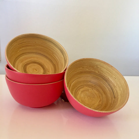 Baby+child - Mini Bamboo Bowl - Blush
