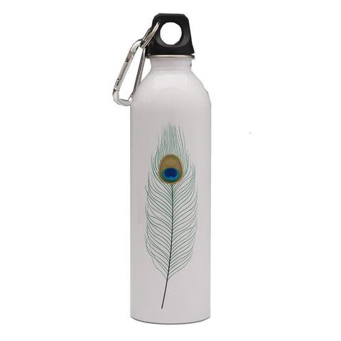 Baby+child - Stainless Steel Drink Bottle 600ml - Feather