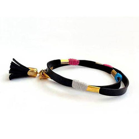 Jewellery - Eco Leather Bracelet