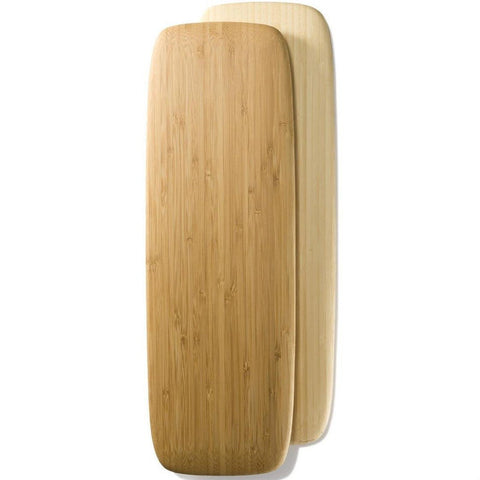Living - Bamboo Cutting Board-Natural Blond/Golden Brown