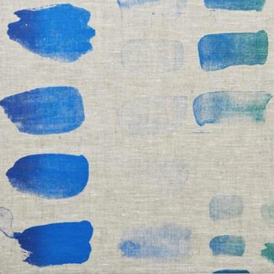 Living - Blue Palette Napkin (Set Of 6)