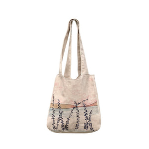 Grasses Linen Shoulder Bag