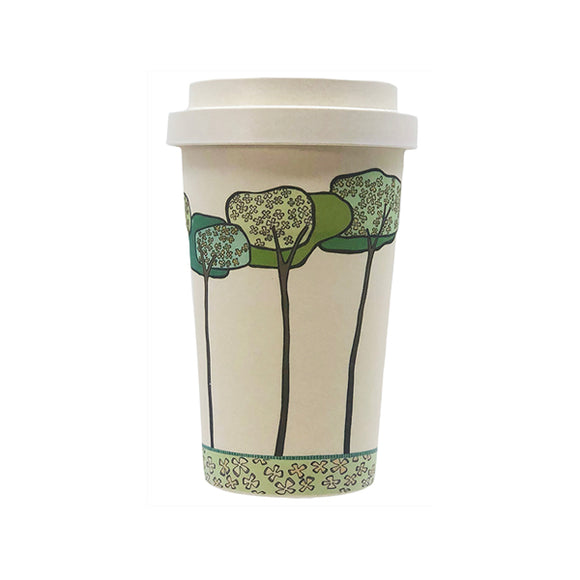 Tall Trees Bamboo Travel Mug
