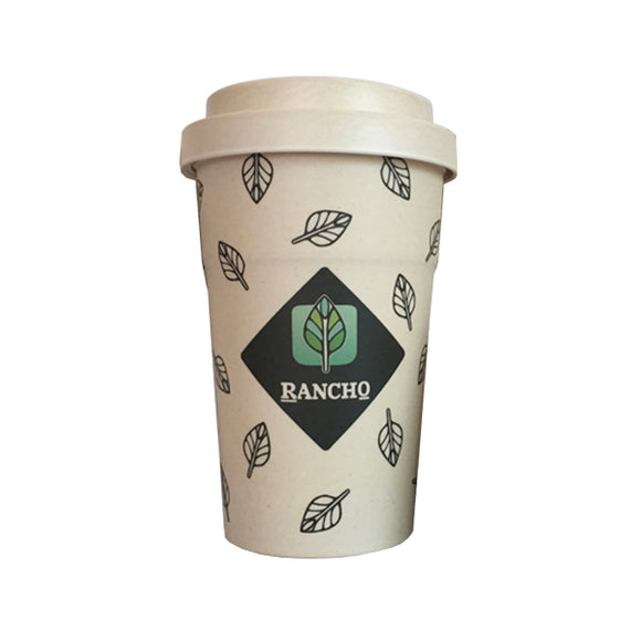 Rancho Bamboo Travel Mug