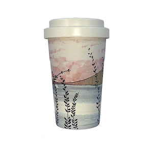 Tall Grasses Travel Mug