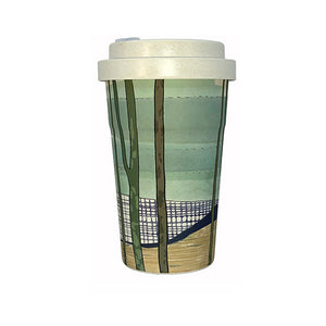 Young Gums Bamboo Travel Mug