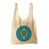 Blue Shopper Bag