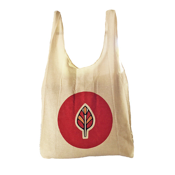 Red Shopper bag