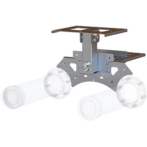 Poynting Tunnel Roof Bracket for 2x HELI-13/19
