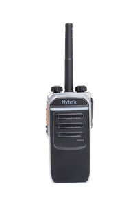 Hytera PD6i Analog Handheld Radio Back