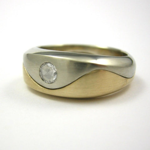 Sculpted Balance Ring