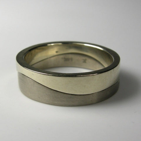 Two Part Balance Ring