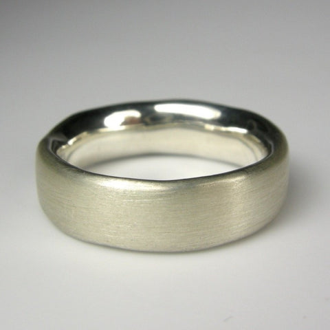 Undulating Edge Ring