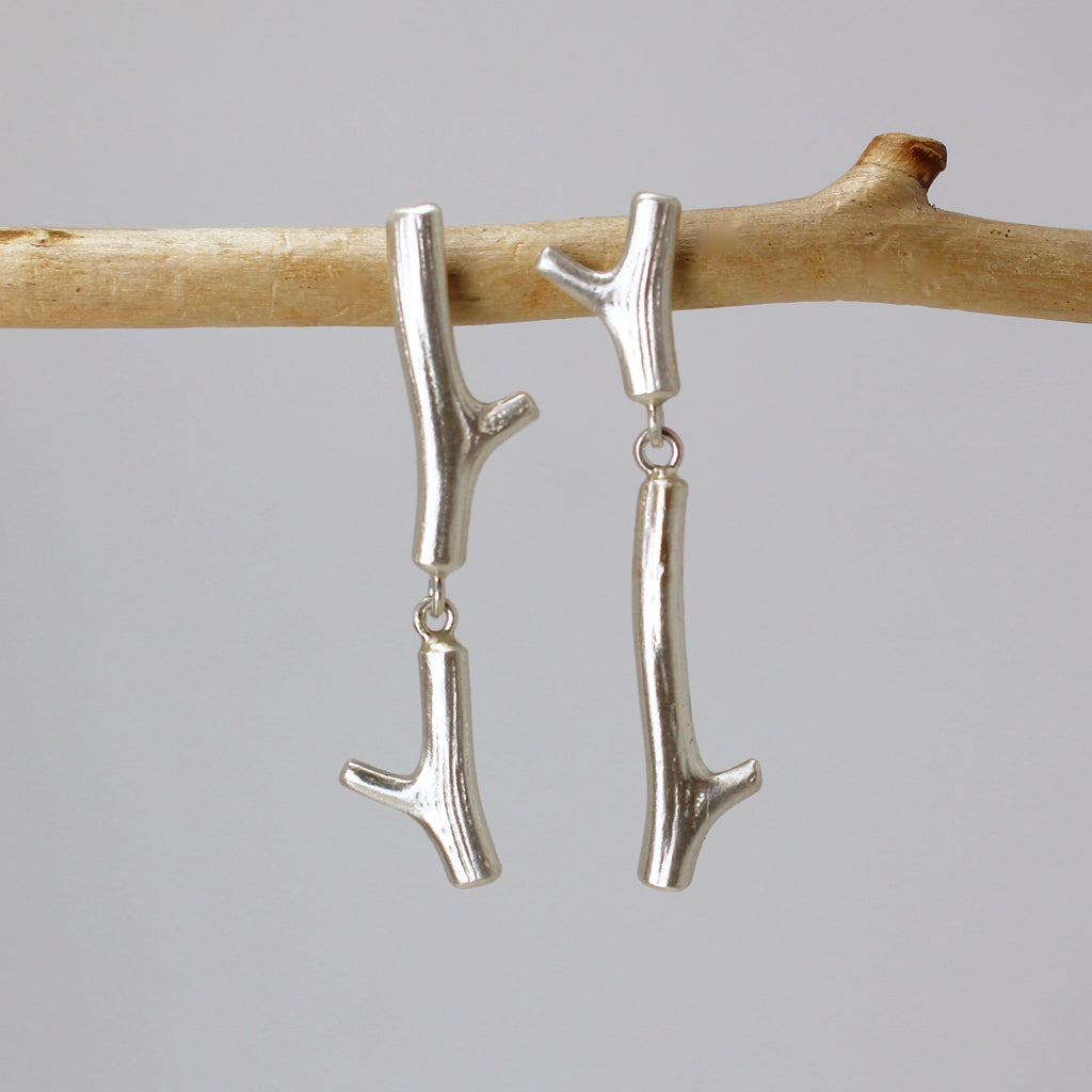 Natura Articulated Earrings