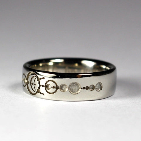 Wedding Band for Tsz