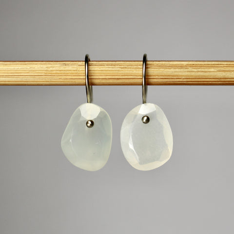Wabi Moonstone Earrings
