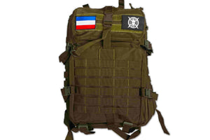 Tactical Backpack 45L - Pine Green