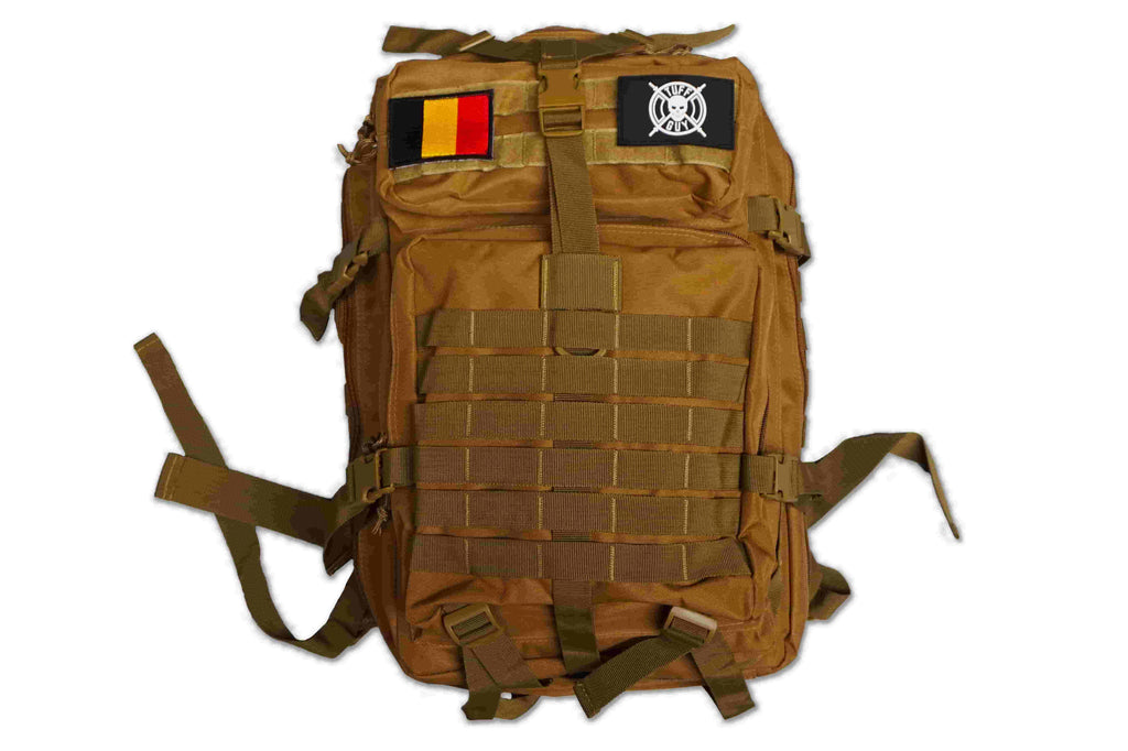 Tactical Backpack 45L - Khaki