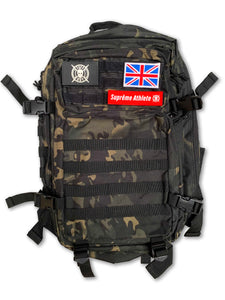 Tactical Backpack 45L - Dark Camo