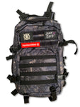 Tactical Backpack 45L - Snake Camouflage