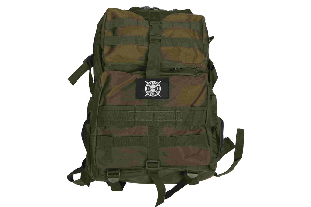 Tactical Backpack 35L - Pine Green