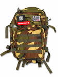 Tactical Backpack 45L - CPU Camo