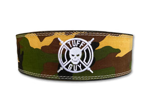 Powerlifting Lever Belt - Camouflage