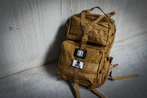 Tactical Backpack 35L - Khaki
