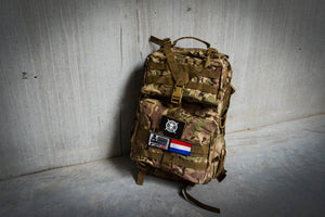 Tactical Backpack 35L - Camouflage