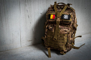 Tactical Backpack 45L - Camouflage