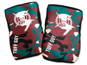 Knee Sleeve - 5mm Neoprene - Camo