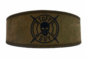 Powerlifting Lever Belt - Military Green