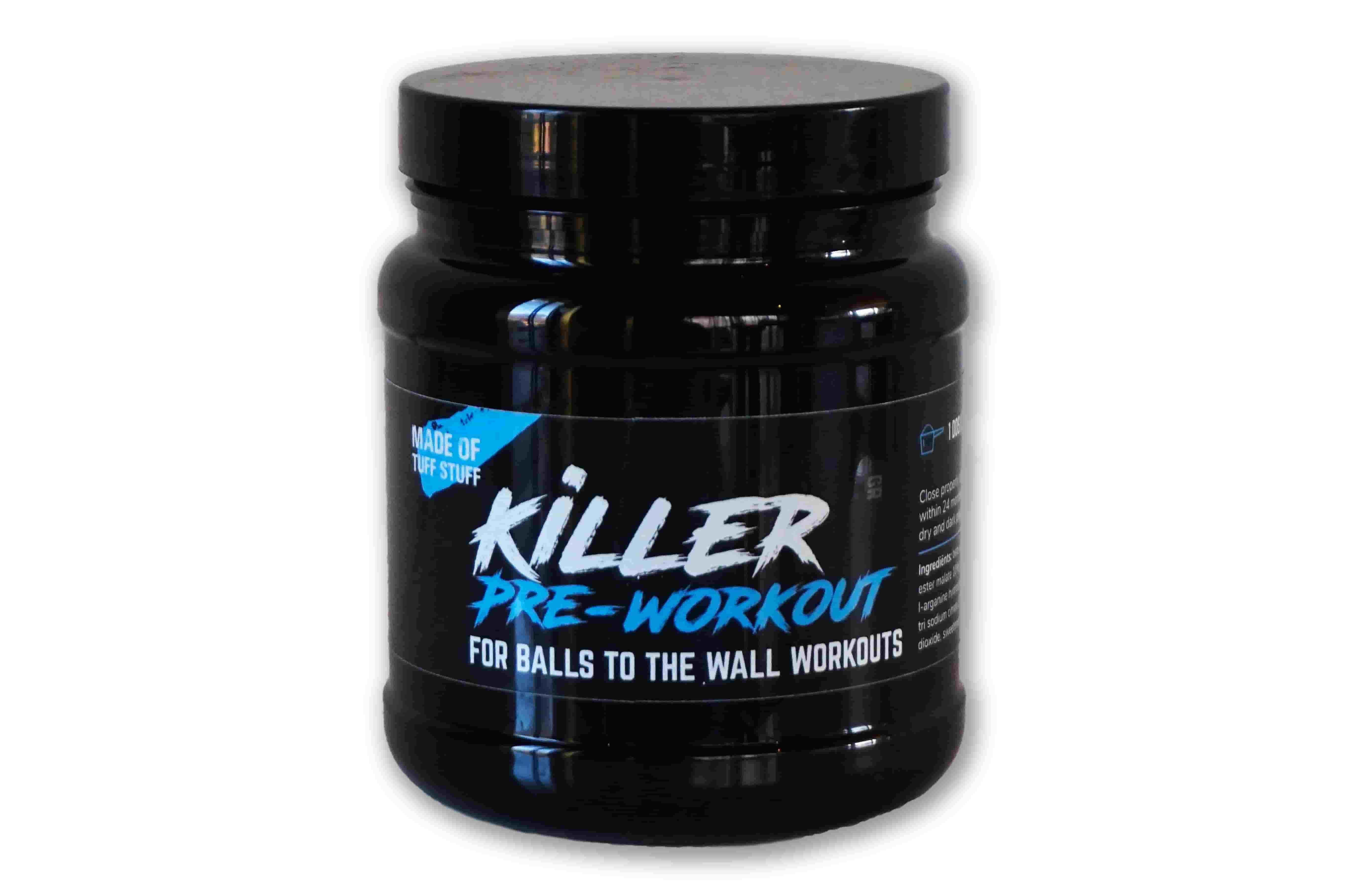 Killer Pre-Workout