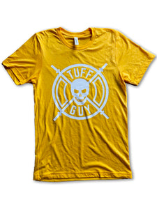 Legend T-Shirt Yellow Gold