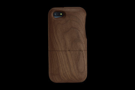 Real Wood Case for iPhone 5 SAKURA Cherry/Plain
