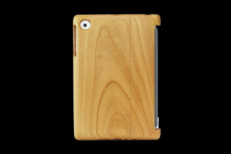 Real Wood Case for iPhone 5 Layered Solid Wood Walnut-Maple/Plain