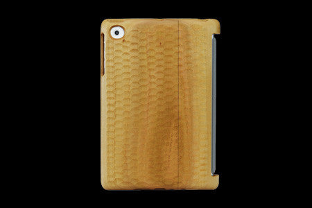 Real Wood Case for iPhone 5 Layered Solid Wood Maple-Walnut Five Layers/Carved