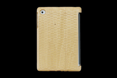 Real Wood Case for iPad mini KAEDE  Maple/Carved